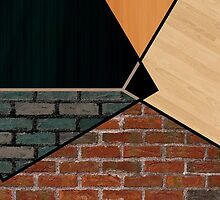 Geometric Wall Design by Thereal Appeal