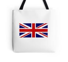 Union Jack, British Flag, UK, United Kingdom, Pure & simple 1:2 Tote Bag