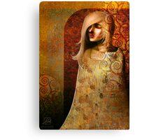 Klimt 2  Canvas Print