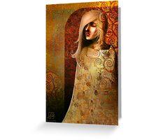 Klimt 2  Greeting Card