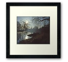 River Avon Framed Print