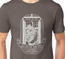 Adventures in space and time Unisex T-Shirt