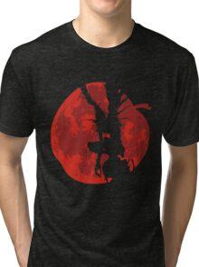 Apple Moon Tri-blend T-Shirt