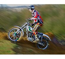 Triangle MCC Boxing Day Trial Photographic Print