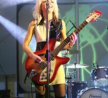 Debbie Harris Is Bootleg Blondie by ciderprovider