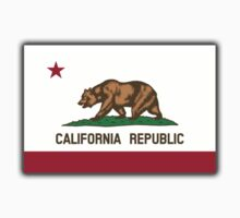 Californian Flag, Flag of California, California Republic, The Bear Flag, State flags of America, American, USA Kids Clothes