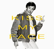 KISS MY FACE Men's Baseball ¾ T-Shirt