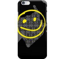 Sherlock Smiley Face iPhone Case/Skin