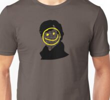 Sherlock Smiley Face Unisex T-Shirt