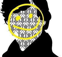 Sherlock Smiley Face by abandaa