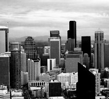Seattle by MEV Photographs