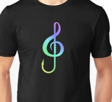 Music Hooks Colorful Unisex T-Shirt