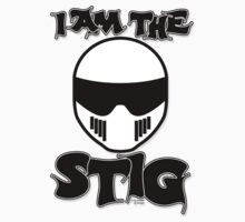 The Stig - I Am The Stig by jimcwood