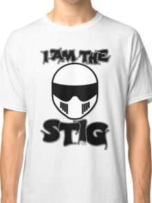 The Stig - I Am The Stig Classic T-Shirt