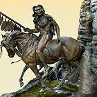 The Horseman by Ginny Schmidt