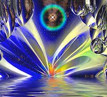 Cosmic Sunrise by George  Link