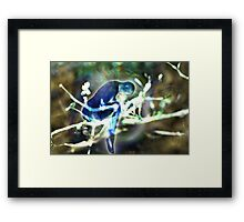 Faith Rising Framed Print