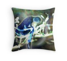 Faith Rising Throw Pillow