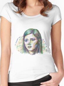 Impossible Girl Women's Fitted Scoop T-Shirt