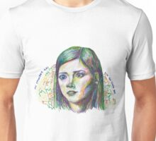 Impossible Girl Unisex T-Shirt