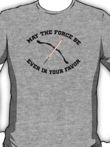 THE HUNGER GAMES MEETS STAR WARS T-Shirt