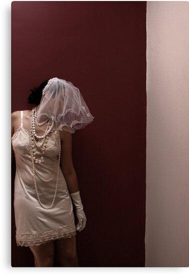 An Untitiled Self Portrait by Jo O'Brien
