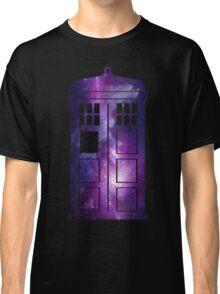 TARDIS Galaxy Classic T-Shirt