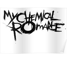 'My Chemical Romance' Logo Poster