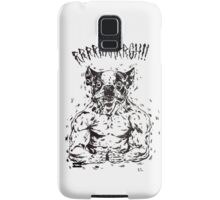 RRRAAARRGH!!  Boston Were-ier Samsung Galaxy Case/Skin