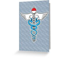 The Kanto Medical Service Greeting Card