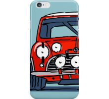 Fortitude's Mini Cooper S ''Mini But Mighty'' iPhone Case/Skin