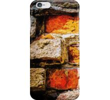Bricks And Mortar iPhone Case/Skin