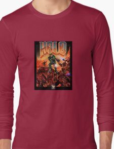 Doom/Halo Long Sleeve T-Shirt