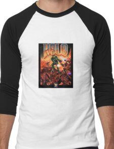 Doom/Halo Men's Baseball ¾ T-Shirt