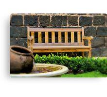 """""""A Place of Quiet Rest"""" Canvas Print"""