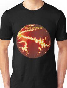 Ball of Fire Tee Unisex T-Shirt