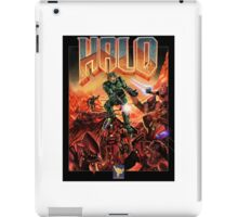 Doom/Halo iPad Case/Skin