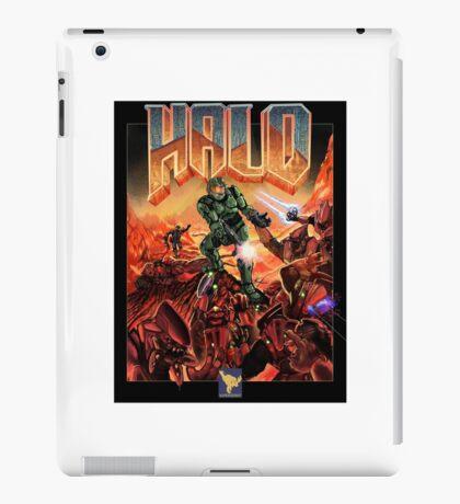 Doom/Halo iPad Case/Skin