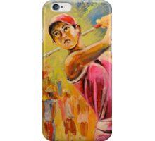 Michelle Wie iPhone Case/Skin