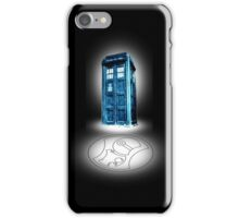 Totally Tardis  iPhone Case/Skin