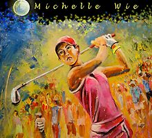 Michelle Wie Designs by Goodaboom