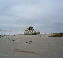 Washed ashore by Melissa  Yates