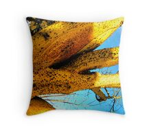 Alien Cacti Throw Pillow