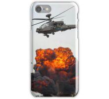 Apache Hellfire Strike iPhone Case/Skin