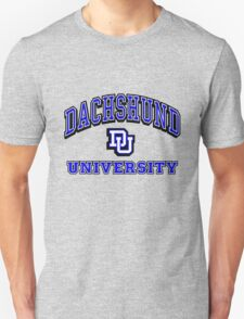Dachshund University T-Shirt