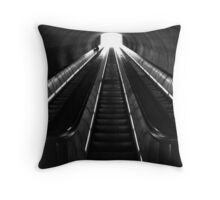 Metro 1 Throw Pillow