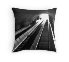Metro 2 Throw Pillow