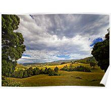 Pyengana Valley, Tasmania Poster