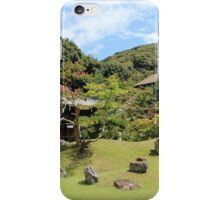 Zen Temple iPhone Case/Skin