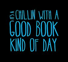 It's a chillin with a good book kind of day by jazzydevil